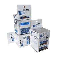 Картридж для Samsung CLP-300 CLX-2160 CLX-3160 CLP-C300A Cyan синий (1000 страниц) - Uniton