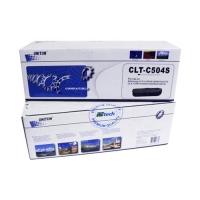 Картридж для Samsung CLT-C504S Cyan синий (1800 страниц) - Uniton
