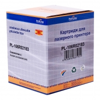Картридж для Xerox phaser 3010 3010b 3040 3040b workcentre 3045 3045b 3045ni mfp (2300 страниц) - ProfiLine