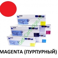Картридж для hp laserjet pro 100 m175a m175nw m275nw mfp cp1012 cp1020 cp1025 ce313a 126a magenta пурпурный (1000 страниц) - Uniton