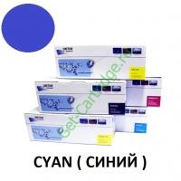 Картридж для Samsung CLP-320 CLP-320N CLP-321 CLP-321N CLP-325 CLP-325W  CLP-326 CLX-3180  CLX-3185 CLX-3185N CLX-3185FN CLX-3186 CLX-3186N CLX-3186FN CLT-С407S Cyan (синий) (1000 страниц) - Uniton