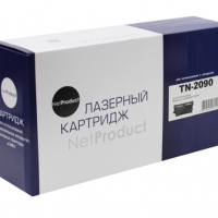 Картридж для brother dcp-7057r dcp-7057w dcp-7057wr hl-2132r tn-2090 (1200 страниц) - NetProduct