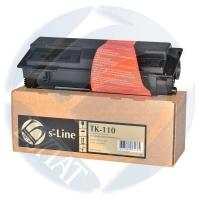 Тонер-картридж для Kyocera fs-720 fs-820 fs-920 fs-1016 fs-1116 tk-110 (6000 страниц) - s-Line