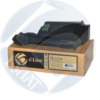 Тонер-картридж для Kyocera EcoSys fs-1020mfp fs-1040 fs-1120d fs-1120mfp tk-1110 (2500 страниц) - s-Line