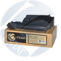 Тонер-картридж для Kyocera EcoSys fs-1025mfp fs-1060dn fs-1125mfp tk-1120 (3000 страниц) - s-Line