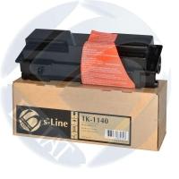 Тонер-картридж для Kyocera EcoSys m2035dn m2535dn fs-1035mfp fs-1135mfp tk-1140 (7200 страниц) - s-Line