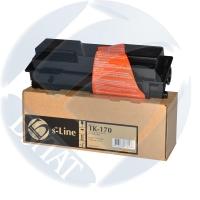 Тонер-картридж для Kyocera EcoSys p2135d p2135dn fs-1320d fs-1320dn fs-1320mfp fs-1370dn tk-170 (7200 страниц) - s-Line