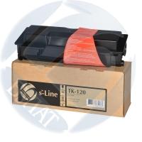Тонер-картридж для Kyocera Kyocera fs-1018 fs-1020 fs-1030 fs-1118 km-1815 km-1820 TK-18 TK-100 TK-120 (7200 страниц) - БУЛАТ s-Line
