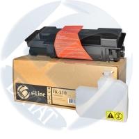 Тонер-картридж Kyocera FS-2000/3900/4000 TK-310 (12000 страниц) - БУЛАТ s-Line