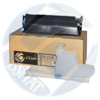 Тонер-картридж для Kyocera EcoSys m3040dn m3040idn m3540dn m3540idn tk-3150 (14500 страниц) - s-Line