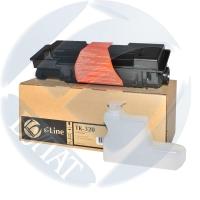 Тонер-картридж Kyocera FS-3900/4000 TK-320 (15000 страниц) - БУЛАТ s-Line