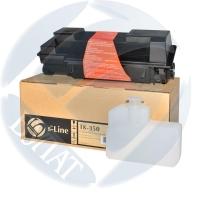 Тонер-картридж для Kyocera EcoSys fs-3040mfp fs-3040mfp+ fs-3140mfp fs-3140mfp+ fs-3540mfp fs-3640mfp fs-3920 tk-350 (15000 страниц) - s-Line