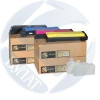 Тонер-картридж Kyocera FS-C5200 TK-550 (6k) Y БУЛАТ s-Line