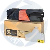 Тонер-картридж Kyocera FS-3820 TK-65 (20000 страниц) - БУЛАТ s-Line