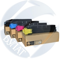 Тонер-картридж Kyocera TASKalfa 4550ci TK-8505 (20k) (+чип) Y БУЛАТ s-Line