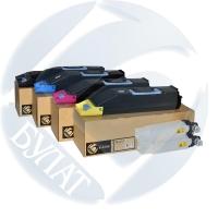 Тонер-картридж Kyocera TASKalfa 400ci/500ci/552ci TK-855 (18k) (+чип) Y БУЛАТ s-Line