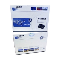 Картридж для hp laserjet m525c m525f m525dn p3015 p3015d p3015dn p3015x pro m521dn m521dw mfp ce255x 55x (12500 страниц) - Uniton