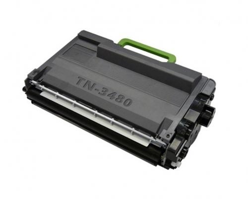 Картридж для Brother DCP-L5500DN DCP-L5600DN DCP-L5650DN DCP-L6600DW HL-L5000D HL-L5100DN HL-L5200DW HL-L6200DW HL-L6250DN HL-L6300DW HL-L6400DW MFC-L5700DN MFC-L5750DW MFC-L6700DW MFC-L6750DW MFC-L6800DW MFC-L6900DW TN-3480 (8000 страниц) - UNITON
