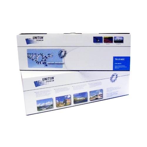 Тонер-картридж для Kyocera EcoSys M6030cdn M6530cdn P6130cdn TK-5140C синий (5000 страниц) - Uniton