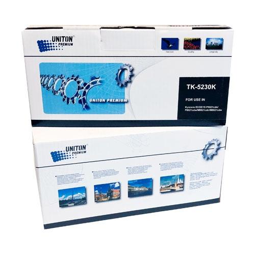 Тонер-картридж для Kyocera EcoSys p5021cdn p5021cdw m5521cdn m5521cdw TK-5230K черный (2600 страниц) ЭКОНОМИЧНЫЙ - Uniton