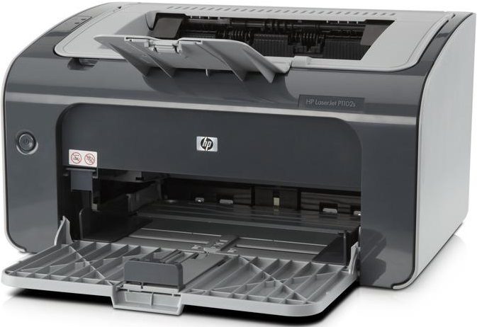 how to connect hp laserjet p1102w to wifi network